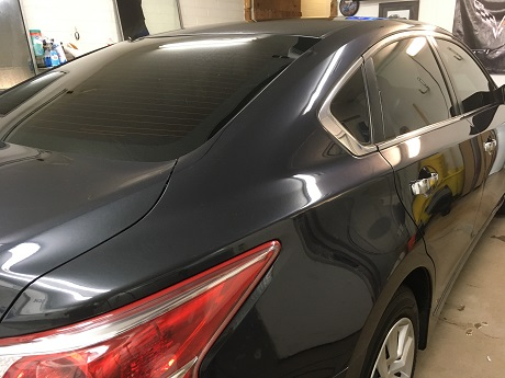 Car Window Tinting