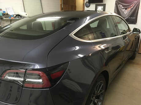 Specialty Film Auto Window Tinting