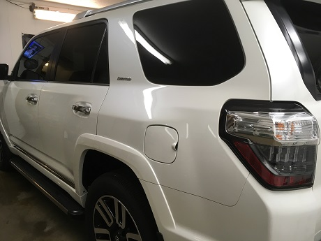 Specialty Film SUV Window Tinting